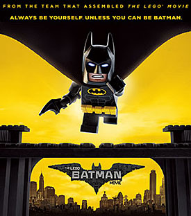 LEGO Batman trailer