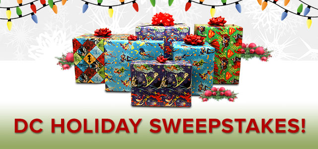 DC Holiday Sweeps
